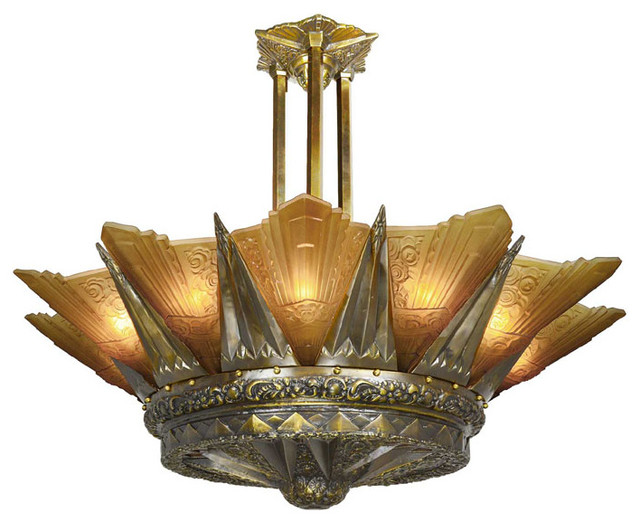 traditional-art-deco-chandeliers